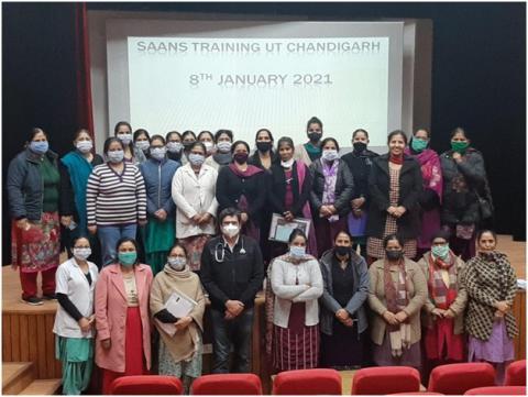 SAANS Training